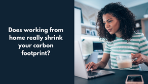 Does Working From Home Really Shrink Your Carbon Footprint?