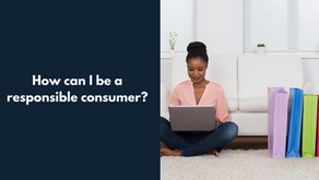 How can I be a responsible consumer (and citizen)?
