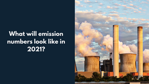 There was a record drop in carbon emissions this year. Can we keep it that way in 2021?