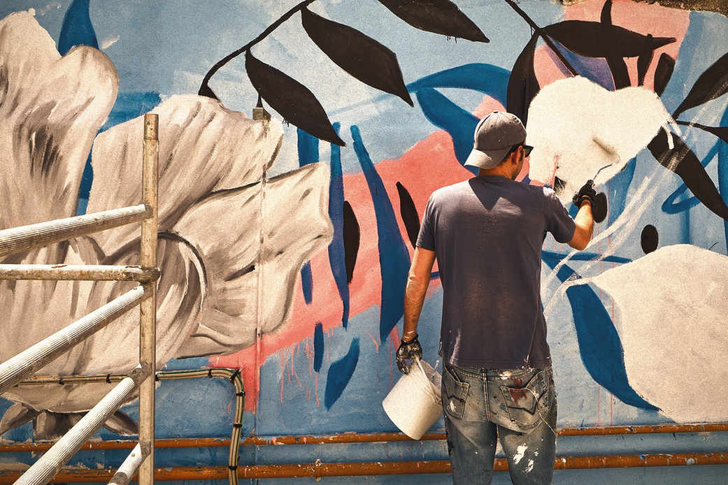 Street Art a Cotignola