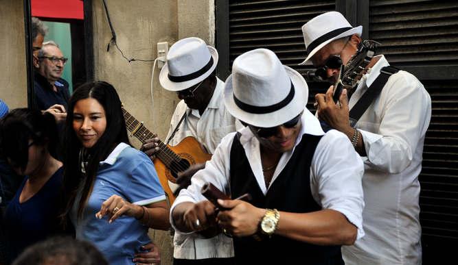 Musica locale