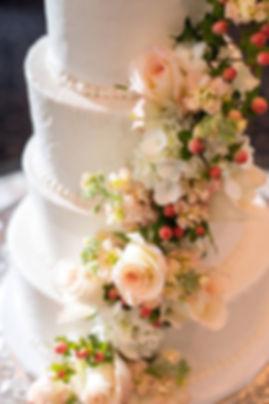 Confection Perfection Atlanta Wedding Cake