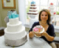 Atlanta wedding cake designer Jennifer Punch