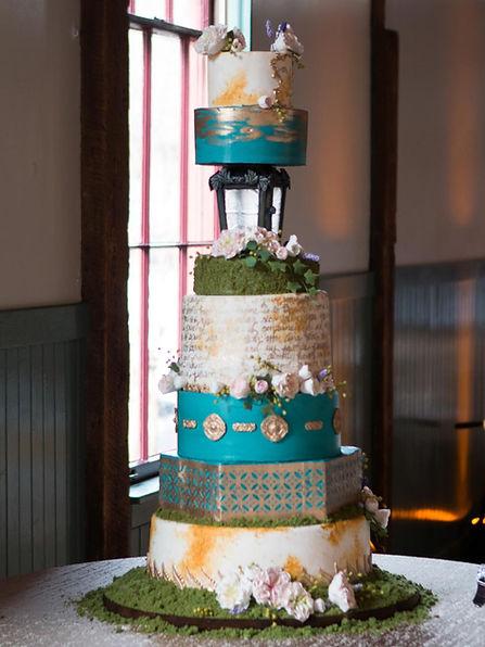 Wedding Cake Atlanta Confection Perfection
