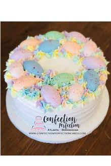 Easter Egg Cake HOL-124
