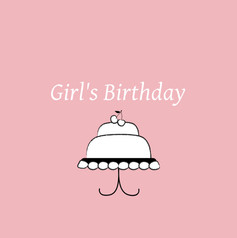Girl's Birthday - Children