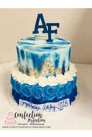 Air Force Academy Graduation Cake GR-125