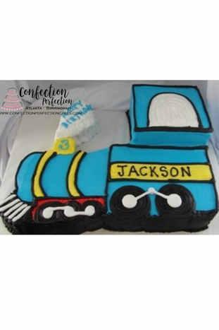 Train Cake CBB-113