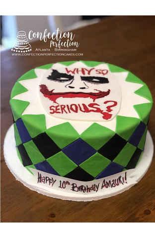 The Joker Cake CBB-172