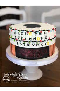 Stranger Things Cake CBG-185