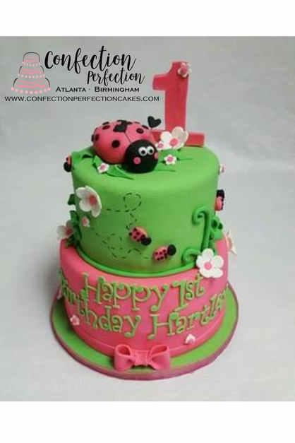 Ladybug Cake BC-102
