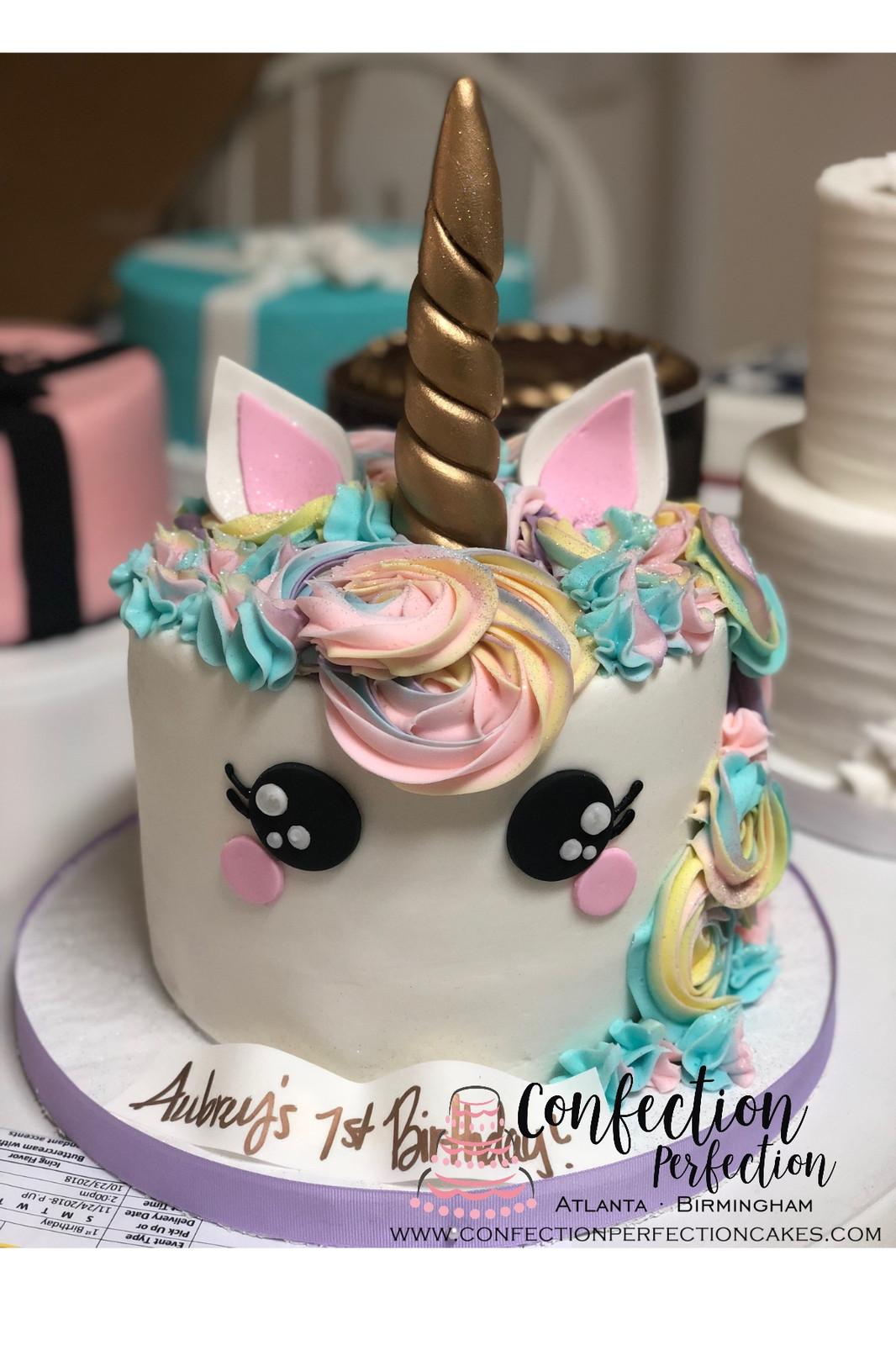 Unicorn Cake CBG 163