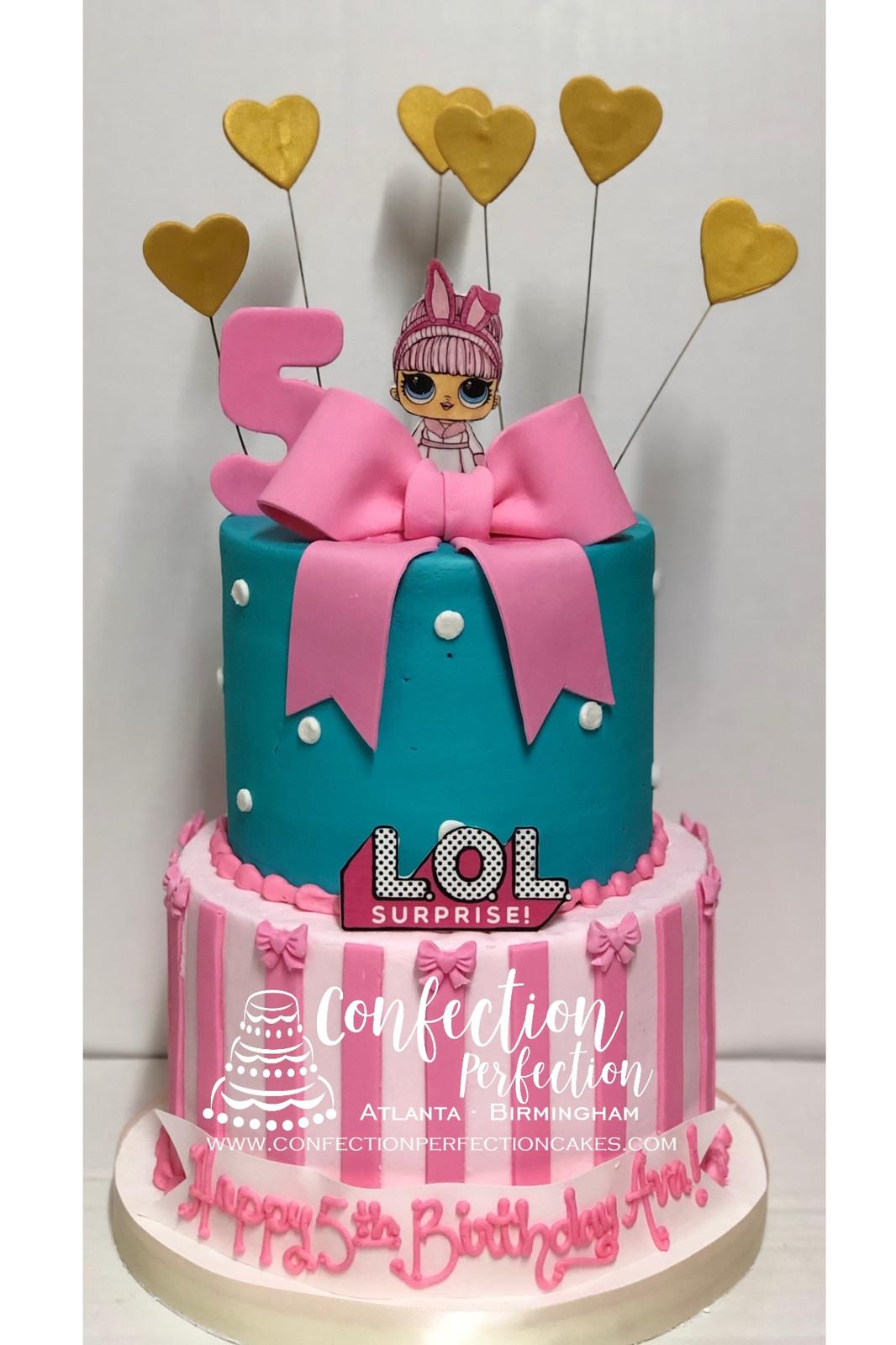 LOL Doll Cake CBG 166