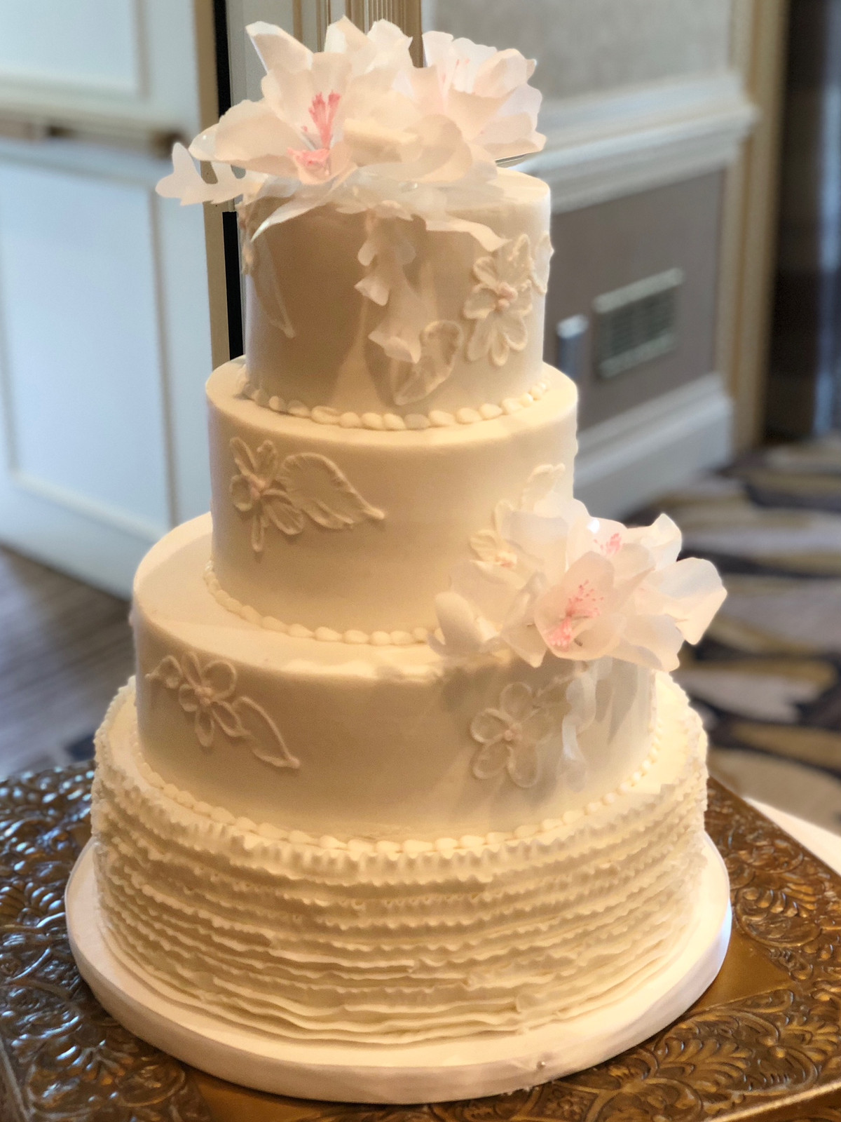 Custom Cakes | Wedding Cakes | Atlanta | Wedding Gallery