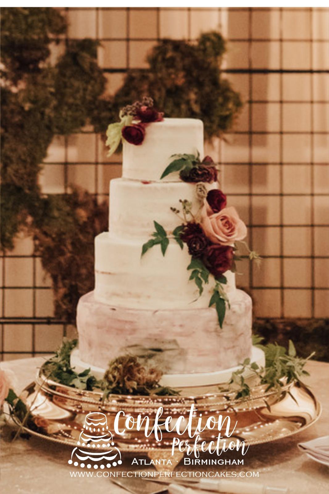 Wedding Cake Gallery Confection Perfection Atlanta