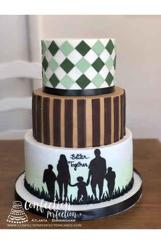 Family Celebration Cake