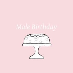 Male Birthday