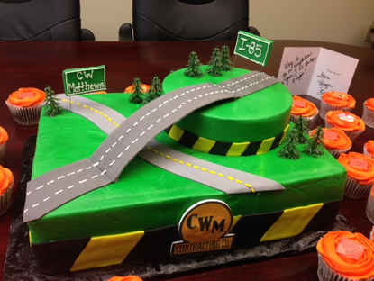 CWM Construction Cake  CC-101