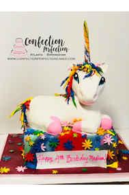 3D Unicorn Cake CBG-175