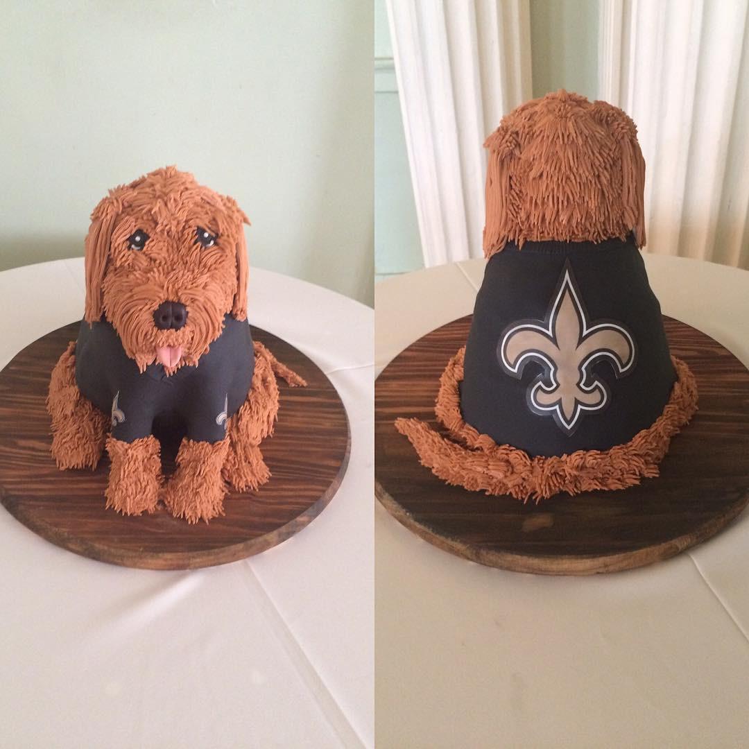 Dog With Saints T Shirt