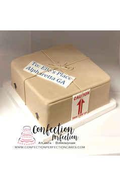 Moving Box Cake SO-003