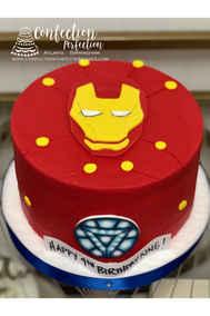 Iron Man Cake CBB-173