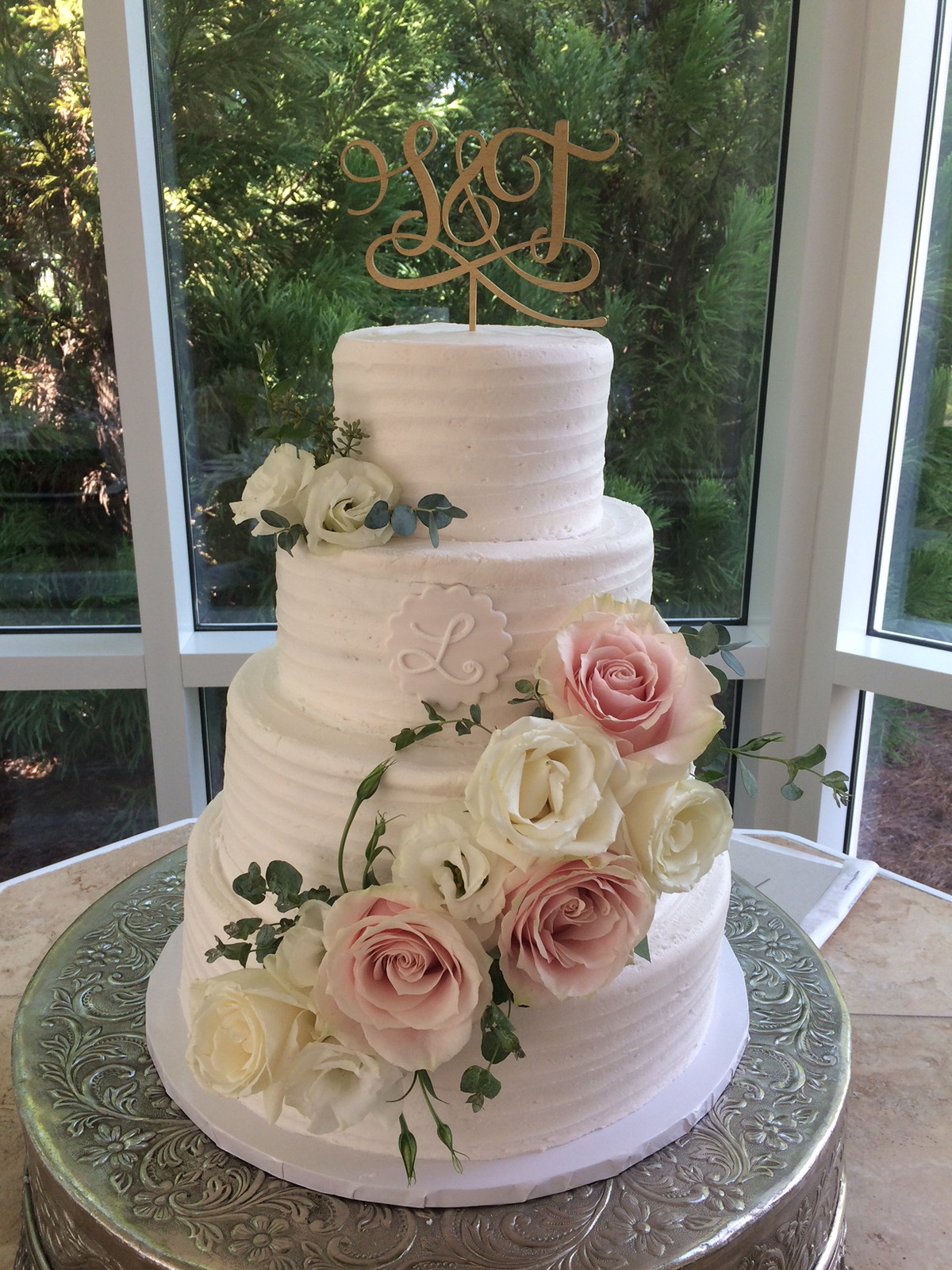 Custom Cakes Wedding Cakes Atlanta