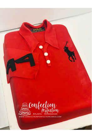 Polo Shirt Cake MB-167