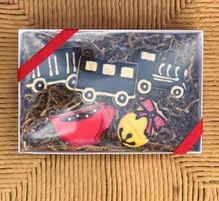 Polar Express Cookie Box
