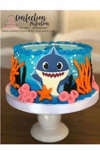 Baby Shark Cake BC-138