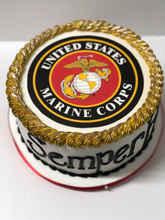 Military Theme Cake CC-111
