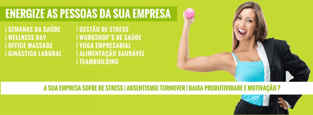 Programa Saúde e Bem-Estar nas Empresas - Bewell Portugal