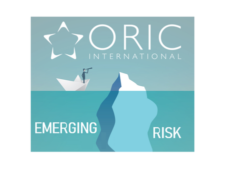 ORIC Launch New Emerging Risk Report