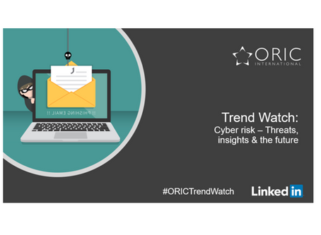Trend Watch - Cyber risk - Threats, insights & the future