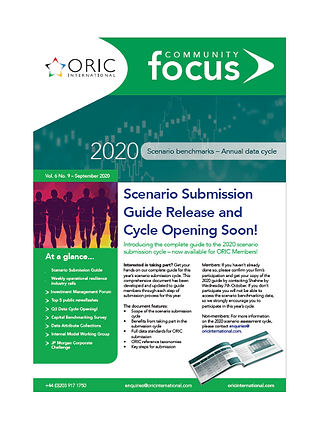 ORIC International Sep Newsletter Cover.