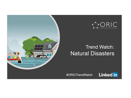 Trend Watch - Disasters & Other Events