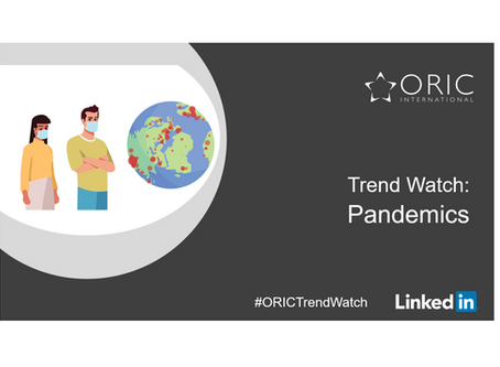 Trend Watch - Scenario analysis and pandemics