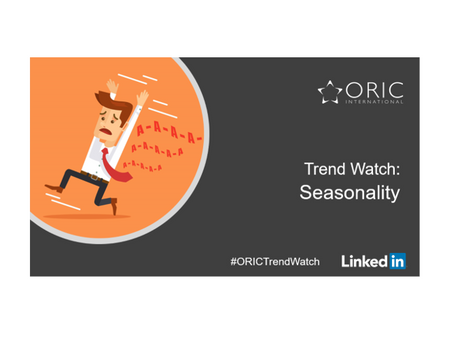 Trend Watch - Seasonality