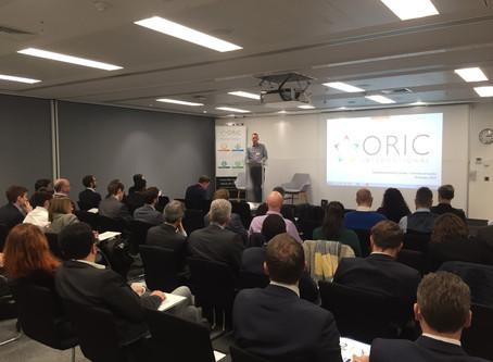 ORIC Launch Capital Benchmarking Survey