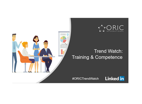 Trend Watch - Training & Competence