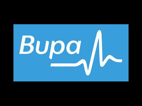 Bupa joins ORIC International