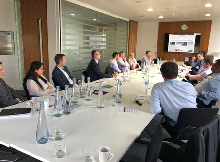 ORIC International Member Forum - Q1 2019 Review