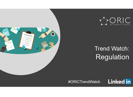 Trend Watch - The impact of regulation on risk events