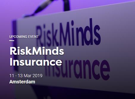 RiskMinds Insurance 2019