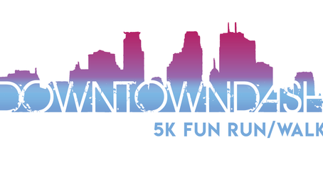 Sponsor Your Employees' Virtual Downtown Dash 5k Entry & Training