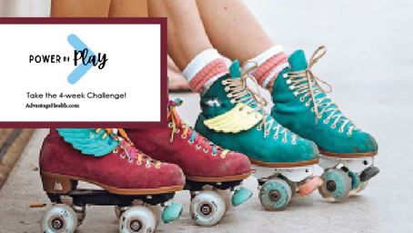 Introducing a new Employee Wellness Challenge: Power of Play