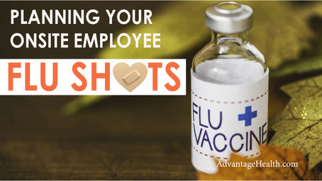 Planning Your Company's 2020 Flu Shots Made Easy