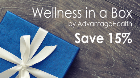 """Save Time & Energy: Try """"Wellness in a Box"""""""