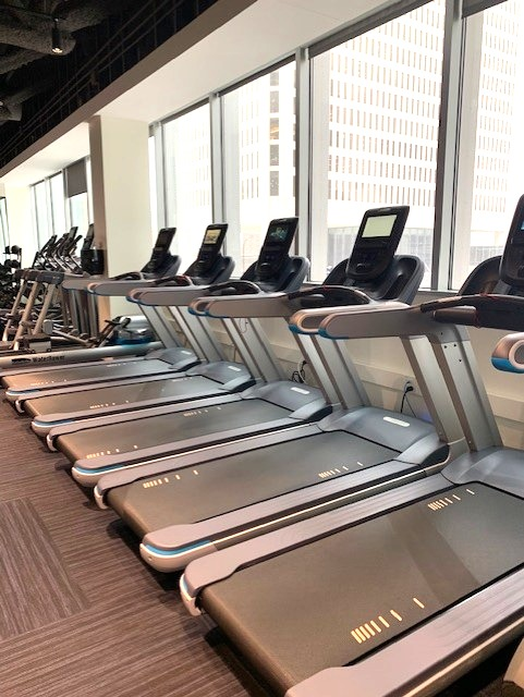 State-of-the-art cardio