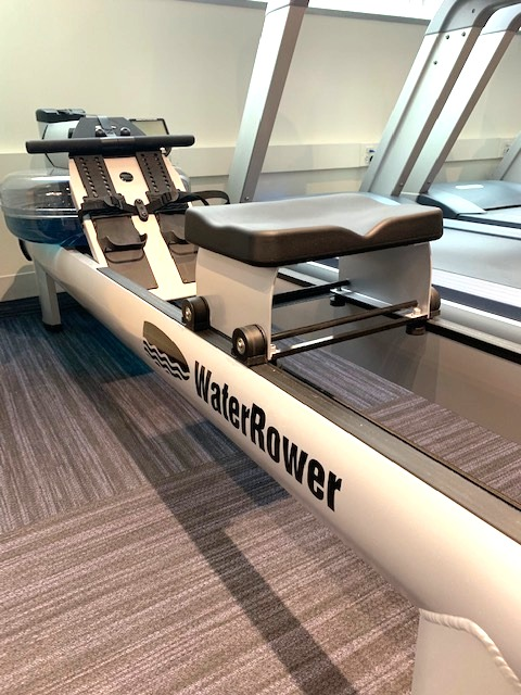 State-of-the-art cardio equipment